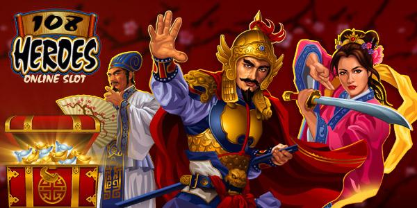 Spiele 108 Heroes Multiplier Fortunes - Video Slots Online